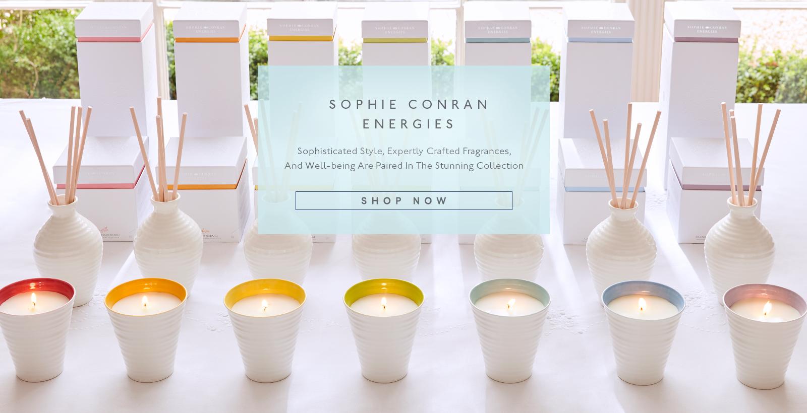 Sophie Conran Energies