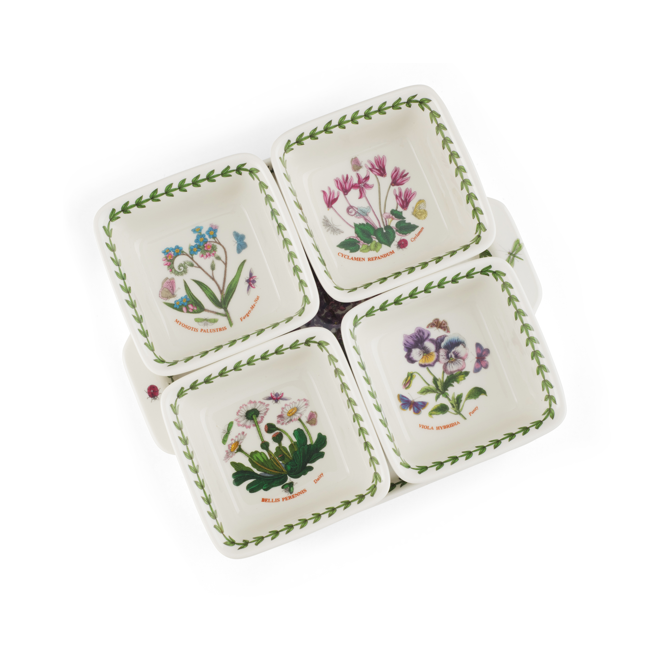 Botanic Garden 5-piece Accent Bowl Set image number null