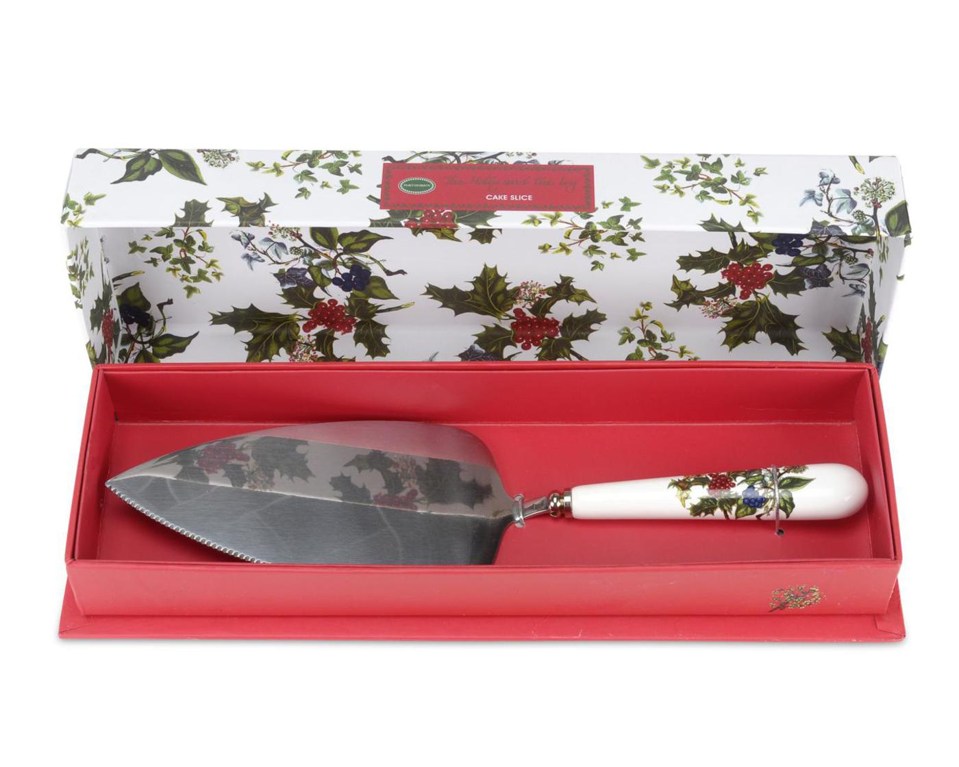 Portmeirion The Holly and The Ivy Cake Knife/Server image number null