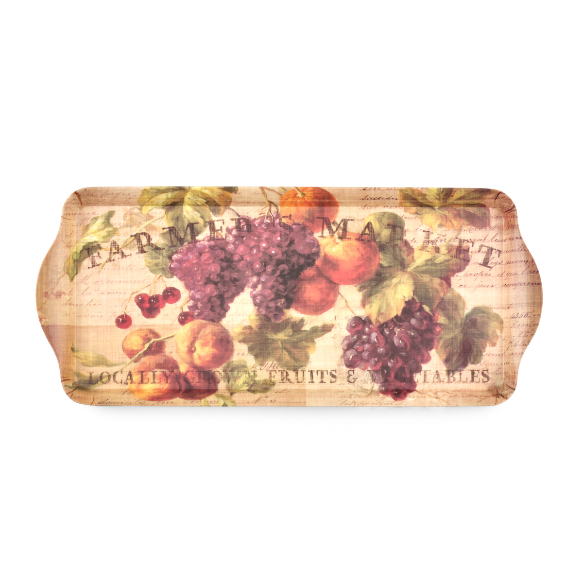 Pimpernel Abundant Fall Sandwich Tray image number null